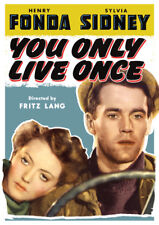 You Only Live Once (DVD) Henry Fonda, Sylvia Sidney, Directed by Fritz Lang