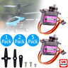MG90S 9g Moto Servo Micro Metal Gear for Boat Car Plane RC Helicopter Arduino US