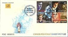 Albania Stamps 2008. Emission for children (Harry Potter). FDC MNH