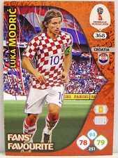 Panini Adrenalyn XL WM 2018 - #368 Luka Modric - Fans Favourite