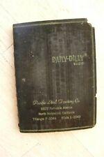 Vintage 1965 Daily Dilly Date Book Dirty Jokes Calendar