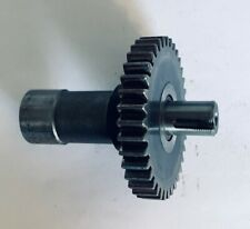 Monarch Ee Lathe Part: Shaft With Gear
