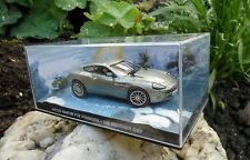 007 JAMES BOND Aston Martin V12 Vanquish - 1:43 BOXED CAR MODEL Die Another Day