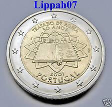 Portugal 2 euro Verdrag van Rome 2007 UNC