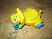 fisher price little people tricycle trike ball flower pedal playground park toy