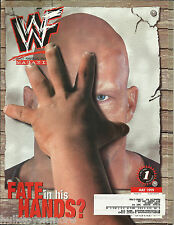 WWF Wrestling Magazine May 1999 The Big Show Stone Cold Steve Austin WWE