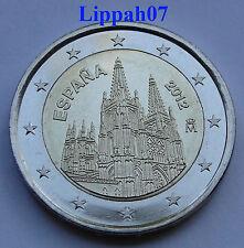 Spanje speciale 2 euro 2012 Kathedraal van Burgos UNC