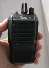 ICOM IC-F3001 VHF 136-174 MHZ, 5 WATT, 16 CHANNEL TWO WAY RADIO