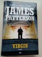 James Patterson - Virgin, libro usato