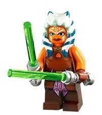 NEW LEGO STAR WARS AHSOKA TANO MINIFIG figure minifigure 75013 75046 clone wars