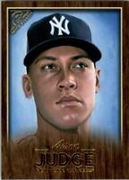 2018 Topps Gallery Canvas Baseball Card Pick