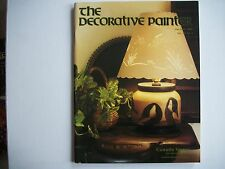 The Decorative Painter Magazine Issue # 3, May/June 1987, Canada Geese