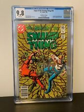 Saga of Swamp Thing #10 CGC 9.8 SINGLE HIGHEST Canadian Price Variant