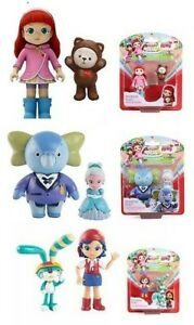 Rainbow Ruby Figures Pack Of 2 Toy 8cm -  2 Character In One Pack