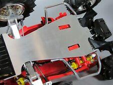 Aluminum Side Rail Bar + Chassis Plate Tamiya 1/10 RC Monster Beetle Blackfoot
