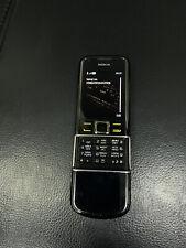 Original Brand Nokia 8800 Arte Black,Cell Phone Unlocked, Luxury, Stylish