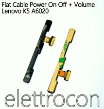 1 pezzo Flex Cable Power Volume Switch Key For Lenovo K5 A6020