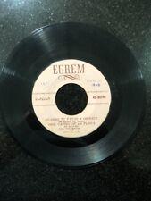 Cuban 45 rpm / ORQUESTA CASINO DE LA PLAYA / EGREM / Nos envidian & Cuando tu...