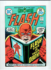 Dc Comics Flash #227 June 1974 vintage comic