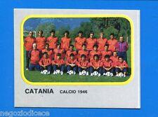 CALCIO FLASH '86 Lampo - Figurina-Sticker n. 355 - CATANIA SQUADRA -New