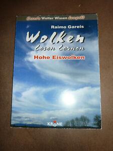 Wolken lesen lernen * Hohe Eiswolken * Raimo Gareis * Wetter Wissen kompakt *