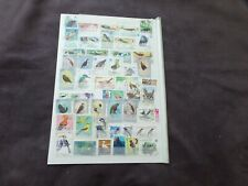 Thematics - Birds - Various Mint And  Used Stamps (3)