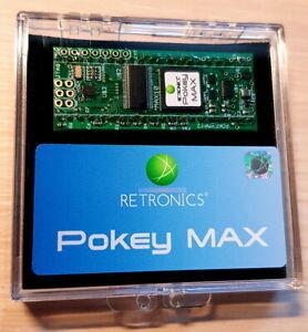 PokeyMAX chip - Atari Pokey replacement - 100% compatible, QUAD AUTO