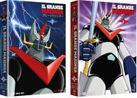 Il Grande Mazinga - Vol. 1 + 2 -  Due Cofanetti - 14 Dvd - Nuovi Sigillati