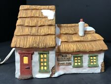 Christmas House A Christmas Carol Dickens Village Series By Department 50 Vtg EC