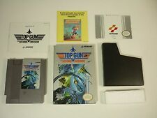 Top Gun: The Second Mission (Nintendo Entertainment System, 1990) - NES COMPLETE