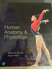Hardcover Human Anatomy and Physiology 11th edition with student access card