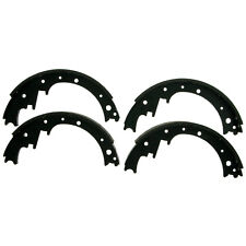 Wagner ThermoQuiet PAB33R Riveted Brake Shoe Set, Front