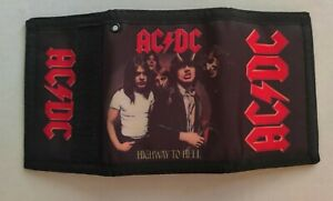 ACDC - Wallet Trifold Highway To Hell Ballbreaker AC/DC AC DC