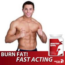 Spartan salute Fat Burner TABLET MAX STRENGTH perdere corpo veloce perdere peso
