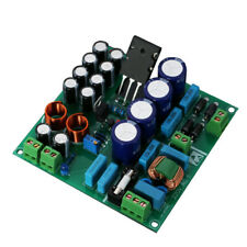 1-10A Toshiba Tube Linear Regulated Power Supply Board Low Noise