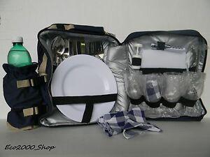 SET PIC-NIC Zaino con accessori Francis