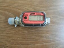 #41 New Gpi electronic digital fuel meter 01A31Gm New No Packaging free ship
