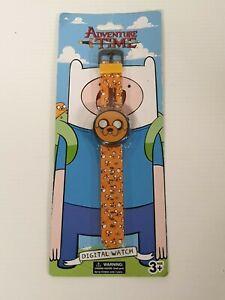 Adventure Time Jake Digital Wrist Watch