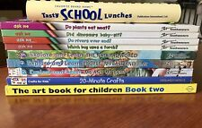 Southwestern Homeschool Book Lot Of 10 Ask Me Explore & Learn + More School BTS
