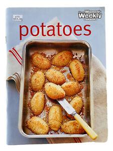 POTATOES Cookbook by The Australia Women's Weekly 2003 Classic Recipes EUC