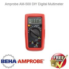 Beha AMPROBE am-500 FAI DA TE PRO DIGITAL MULTIMETER (AM500, am-500-eur)