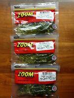 "Lot of 27 ct Zoom 6"" Watermelon Gold Glitter Lizards"