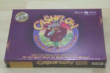 BRAND NEW CLASSIC CASHFLOW 101 RICH DAD BOARD GAME FINANCIAL FREEDOM EDUCATION