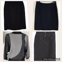 15p Women's Clothing Lot Size 8/Medium Career/Casual Pants/Shirts/Skirts