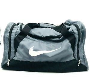 Nike Grey Large Gym Bag