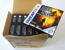 "Jeu Nintendo gameboy color ""Alone in the dark"" NEUF (vieux stock d'usine) RARE !"