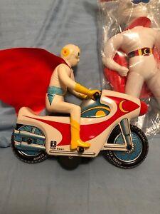 Bandai Tin Motorcycle