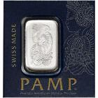 1 gram Platinum Bar PAMP Suisse Fortuna from Platinum Multigram 9995 Fine