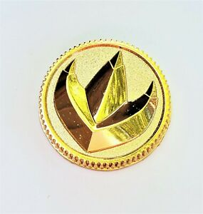 Dragon Power Coin Gold Made for the Legacy Morpher