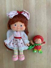 Vintage Kenner Strawberry Shortcake Strawberry Shortcake Doll w/ Berrykin Mint